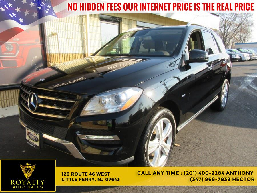 Used 2012 Mercedes-Benz M-Class in Little Ferry, New Jersey | Royalty Auto Sales. Little Ferry, New Jersey