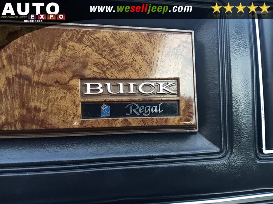 Used Buick Regal Limited 1982 | Auto Expo. Huntington, New York