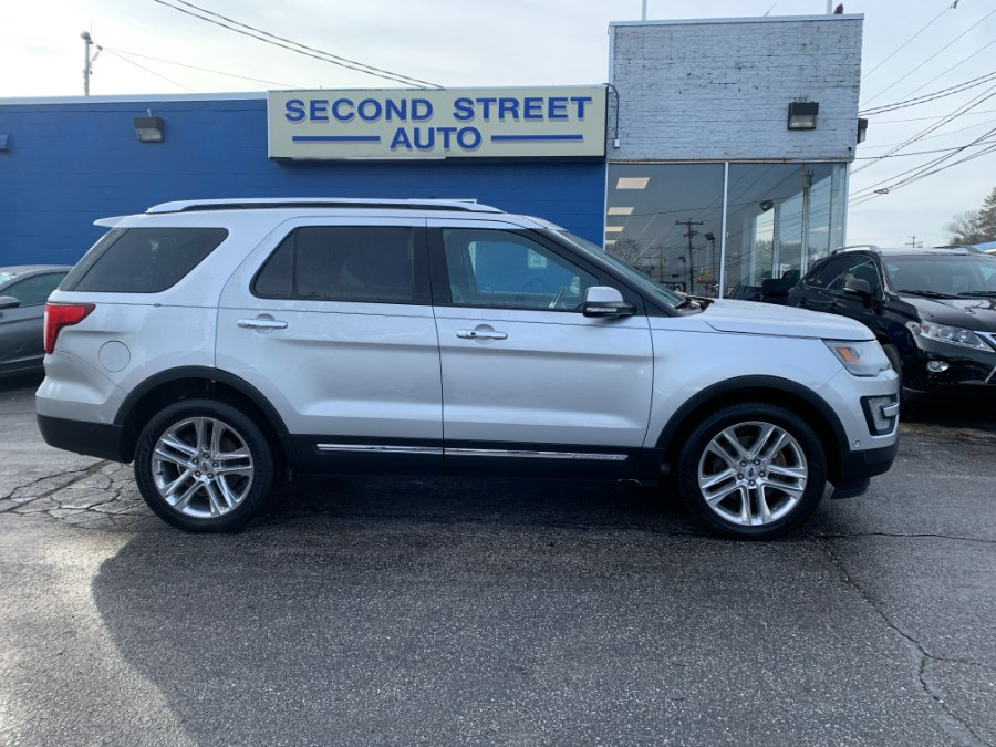 Used 2016 Ford Explorer in Manchester, New Hampshire | Second Street Auto Sales Inc. Manchester, New Hampshire