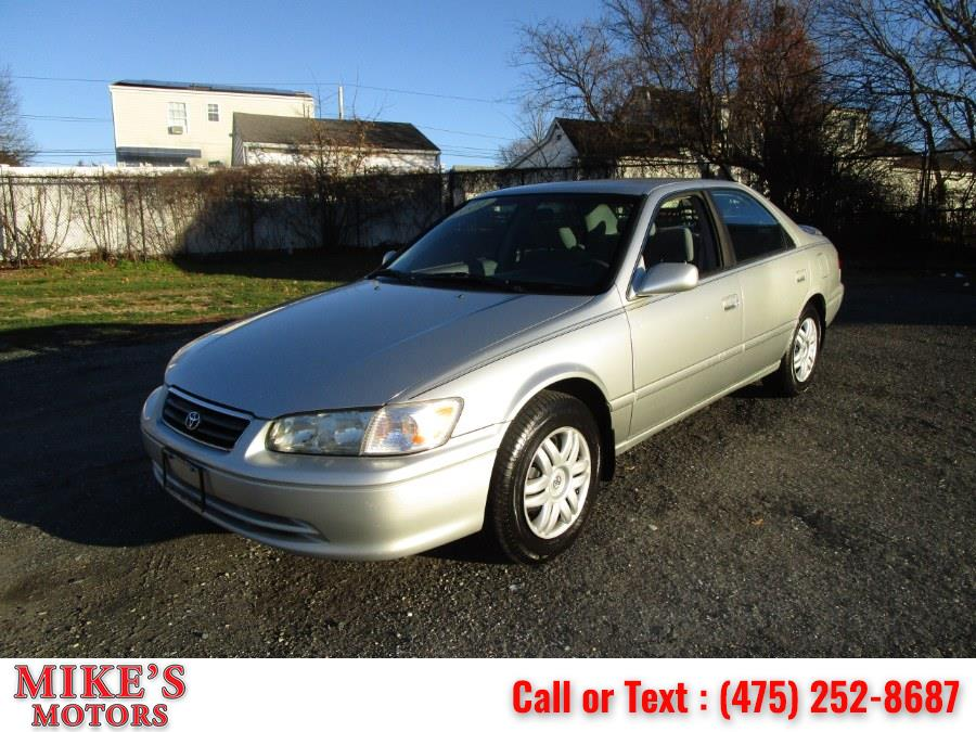 Used 2001 Toyota Camry in Stratford, Connecticut | Mike's Motors LLC. Stratford, Connecticut