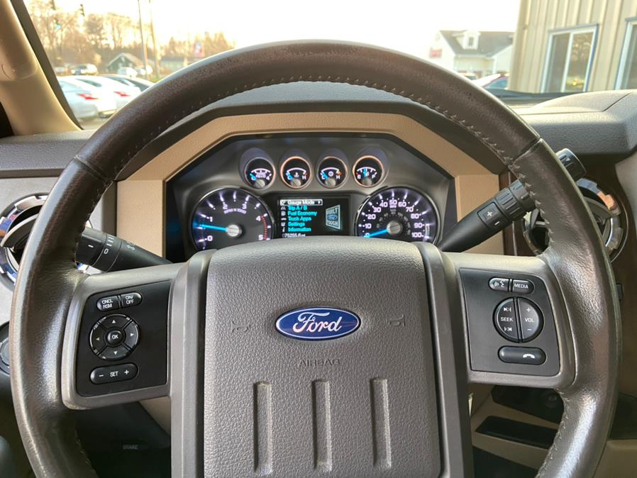 "Used Ford Super Duty F-350 SRW 4WD Crew Cab 172"" Lariat 2016 