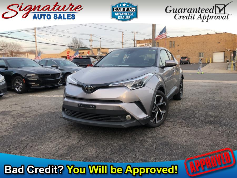 Used 2018 Toyota C-HR in Franklin Square, New York | Signature Auto Sales. Franklin Square, New York