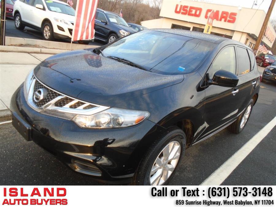 Used Nissan Murano S AWD 4dr SUV 2014 | Island Auto Buyers. West Babylon, New York