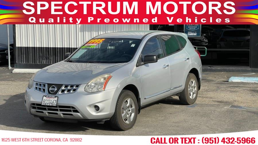 Used 2013 Nissan Rogue in Corona, California | Spectrum Motors. Corona, California