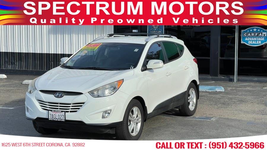 Used 2013 Hyundai Tucson in Corona, California | Spectrum Motors. Corona, California