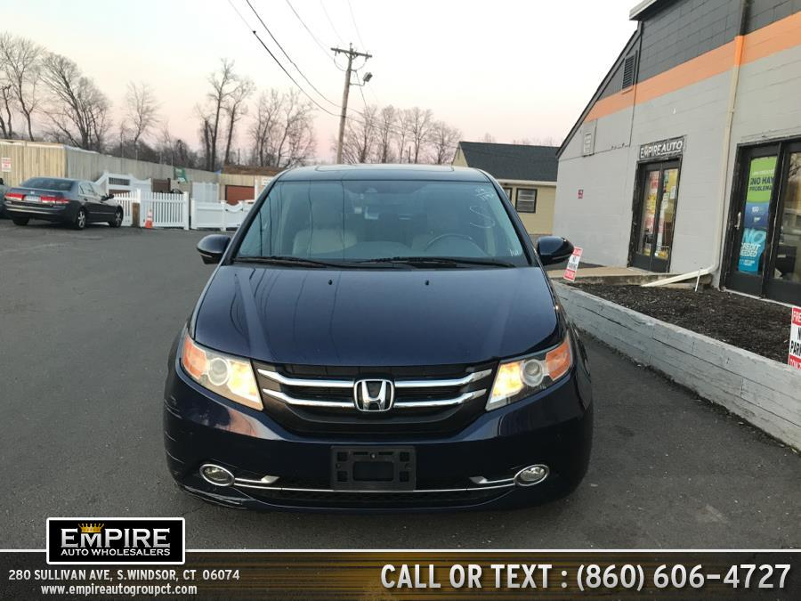 Used 2014 Honda Odyssey in S.Windsor, Connecticut | Empire Auto Wholesalers. S.Windsor, Connecticut