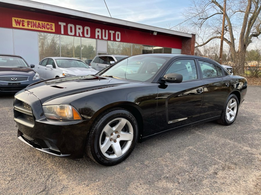 2013 Dodge Charger 5.7L V8 HEMI Police RWD, available for sale in East Windsor, CT