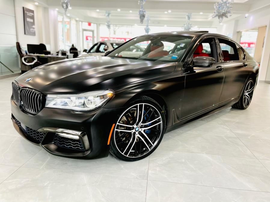 Used BMW 7 Series 750i Sedan 2017 | Luxury Motor Club. Franklin Square, New York