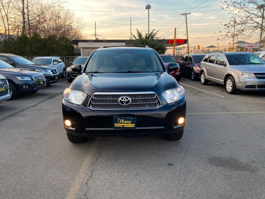 Used Toyota Highlander Hybrid 4WD 4dr Limited w/3rd Row (Natl) 2009 | Victoria Preowned Autos Inc. Little Ferry, New Jersey