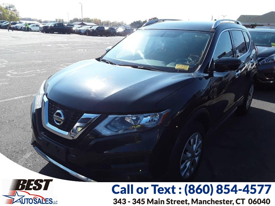 Used 2017 Nissan Rogue in Manchester, Connecticut   Best Auto Sales LLC. Manchester, Connecticut