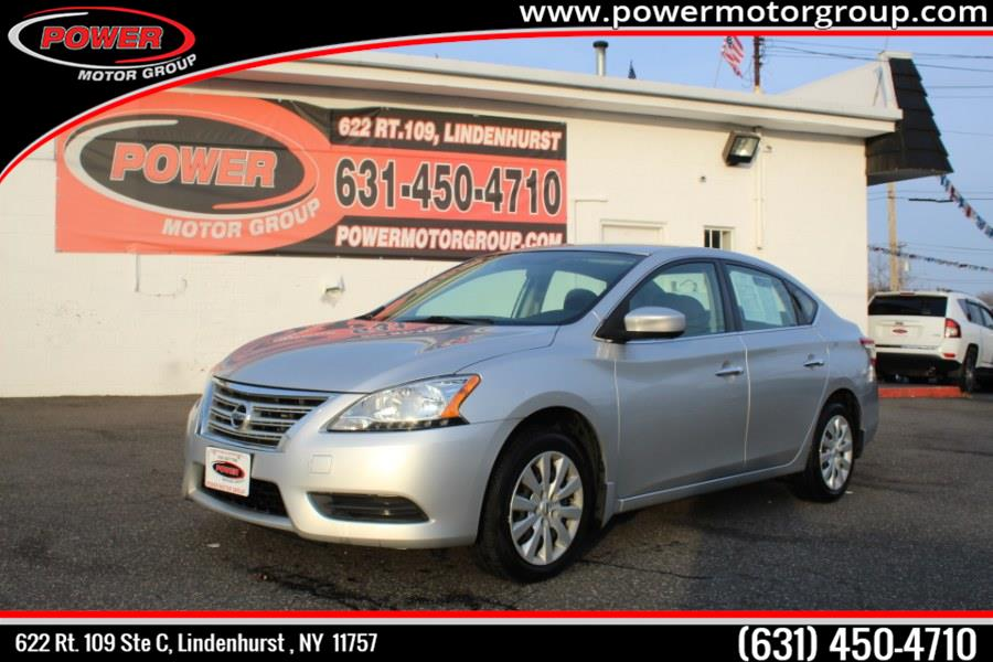 Used 2015 Nissan Sentra in Lindenhurst , New York | Power Motor Group. Lindenhurst , New York