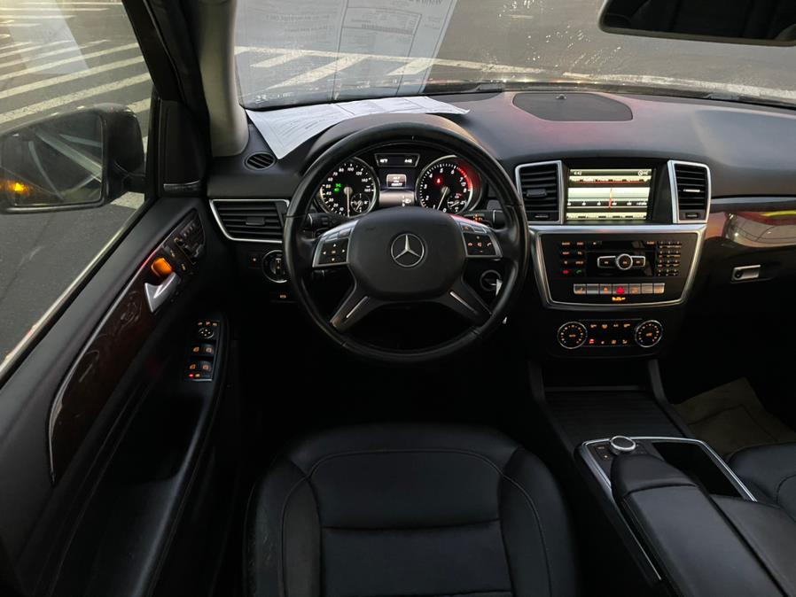 2014 Mercedes-Benz M-Class 4MATIC 4dr ML 350, available for sale in Brooklyn, NY