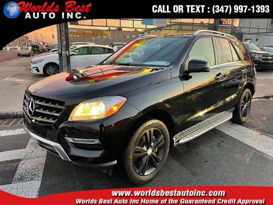 Used 2014 Mercedes-Benz M-Class in Brooklyn, New York