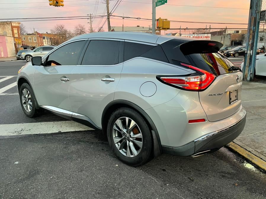2015 Nissan Murano AWD 4dr SL, available for sale in Brooklyn, NY
