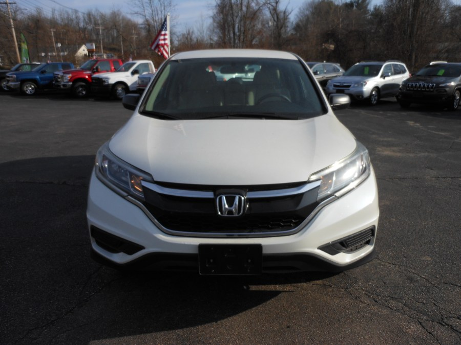 Used Honda CR-V AWD 5dr LX 2015 | Yantic Auto Center. Yantic, Connecticut