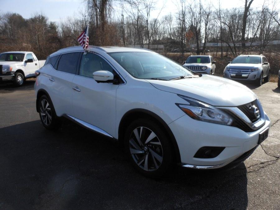 Used 2015 Nissan Murano in Yantic, Connecticut | Yantic Auto Center. Yantic, Connecticut
