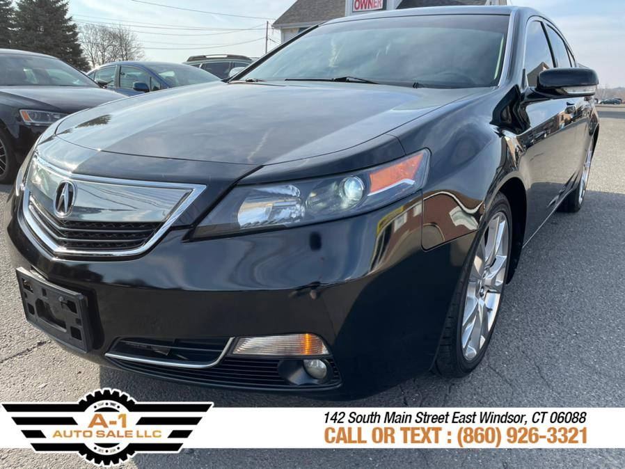 Used 2014 Acura TL in East Windsor, Connecticut | A1 Auto Sale LLC. East Windsor, Connecticut