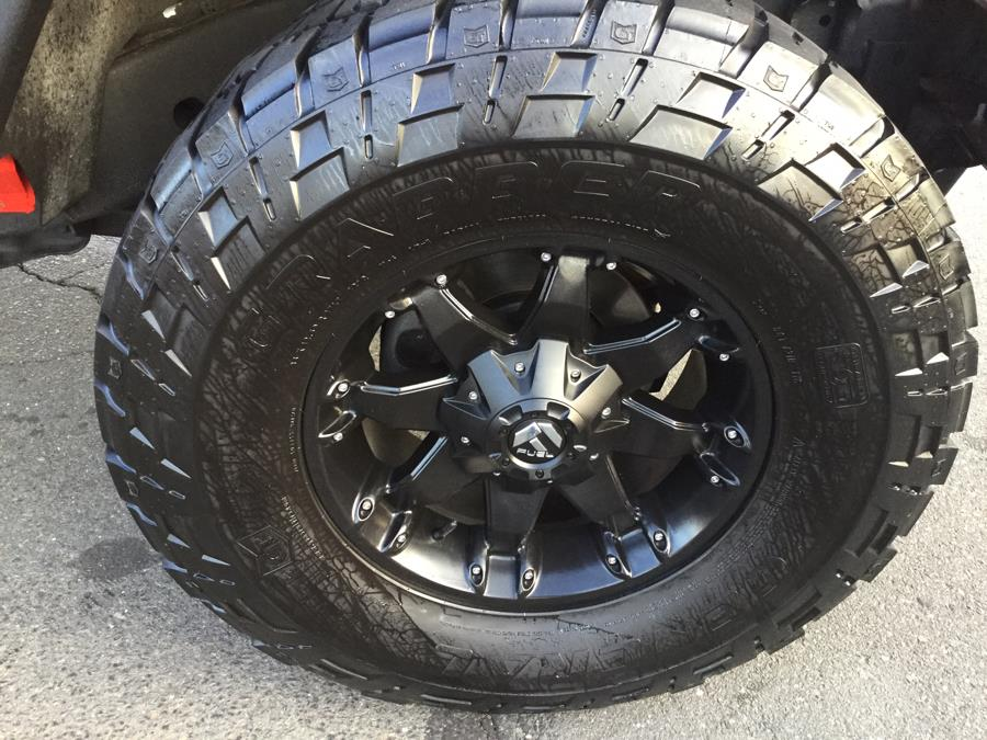 Used Jeep Wrangler Unlimited 4WD 4dr Willys Wheeler 2015 | L&S Automotive LLC. Plantsville, Connecticut
