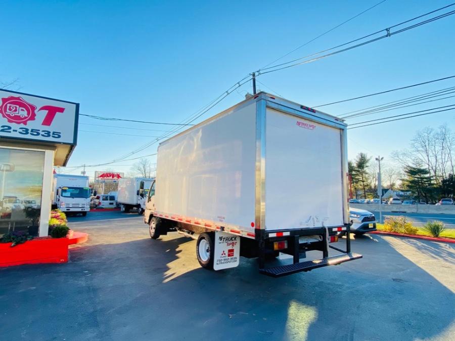 Used Isuzu NPR GAS 16 FEET DRY BOX + NO CDL + V8 GASOLINE 2007   NJ Truck Spot. South Amboy, New Jersey