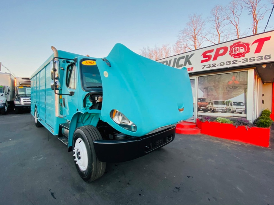 Used FREIGHTLINER M2 106 BEVERAGE TRUCK 2008 | NJ Truck Spot. South Amboy, New Jersey