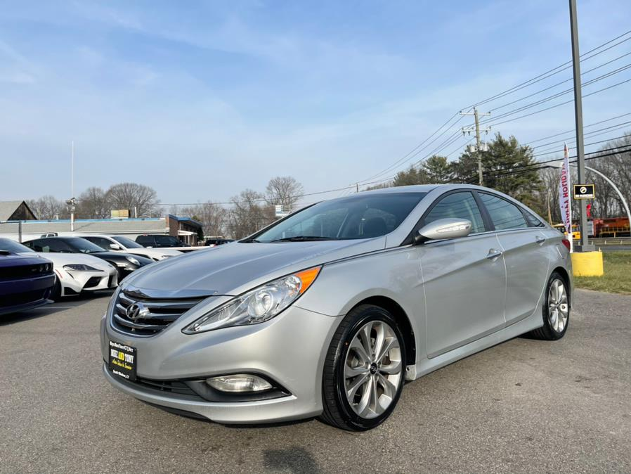 Used Hyundai Sonata 4dr Sdn 2.4L Auto SE 2014 | Mike And Tony Auto Sales, Inc. South Windsor, Connecticut
