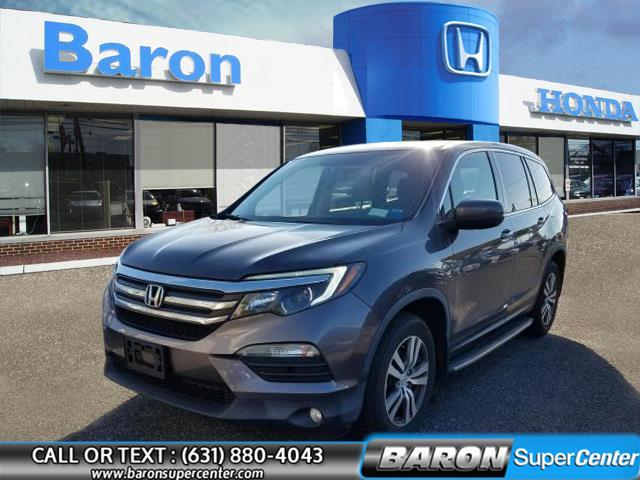 Used 2017 Honda Pilot in Patchogue, New York | Baron Supercenter. Patchogue, New York