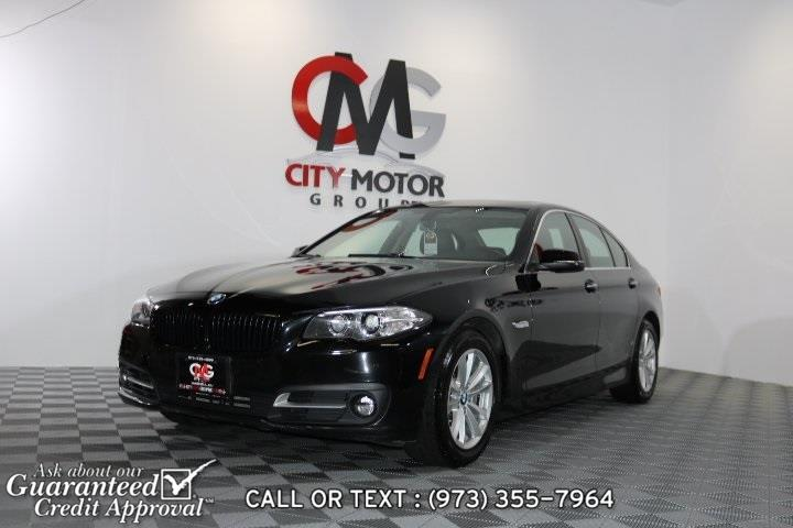 Used 2016 BMW 5 Series in Haskell, New Jersey | City Motor Group Inc.. Haskell, New Jersey