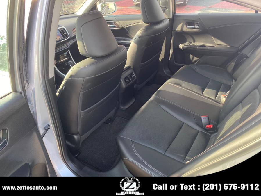 Used Honda Accord Sedan Touring Auto 2017 | Zettes Auto Mall. Jersey City, New Jersey
