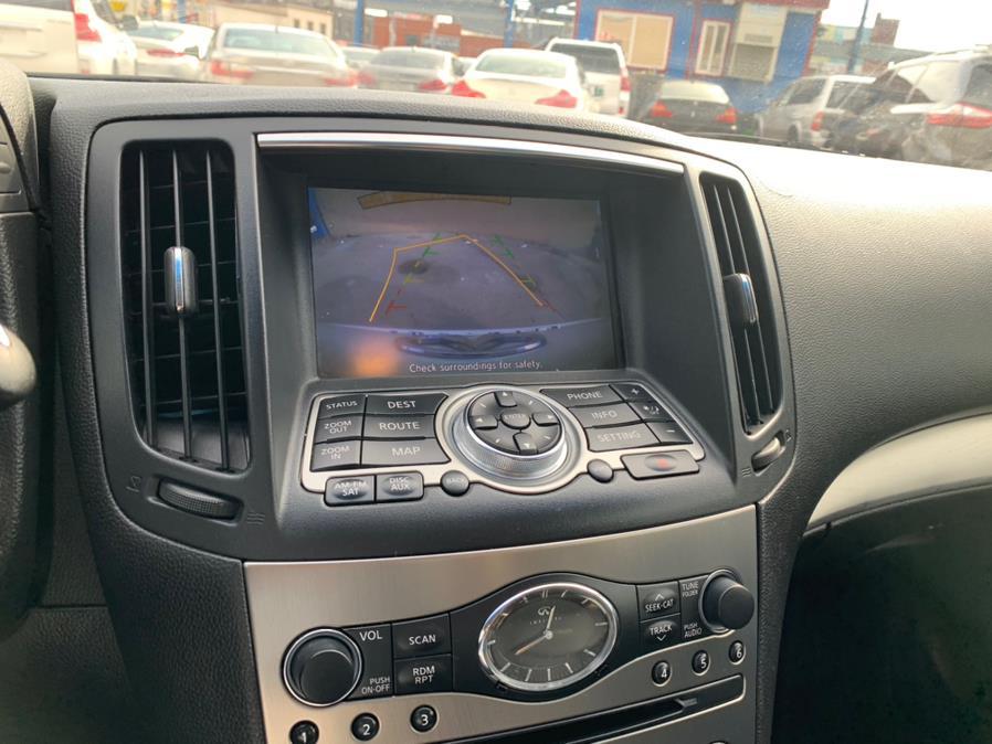 Used Infiniti G37 Coupe 2dr x AWD 2012   Brooklyn Auto Mall LLC. Brooklyn, New York
