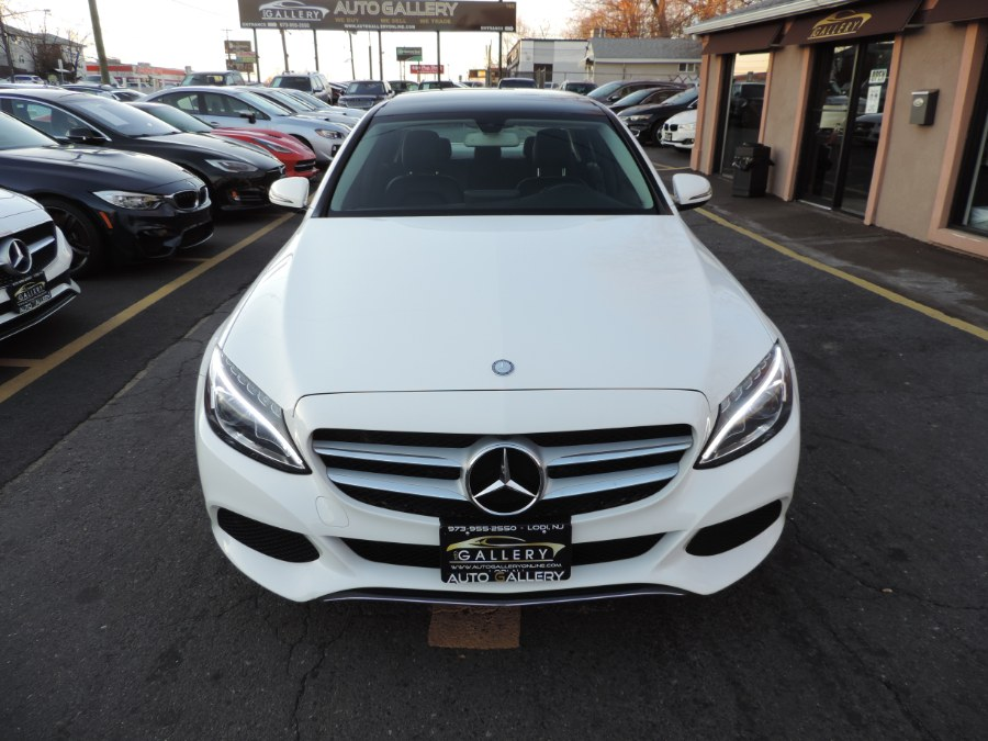 Used Mercedes-Benz C-Class 4dr Sdn C300 Sport 4MATIC 2016 | Auto Gallery. Lodi, New Jersey