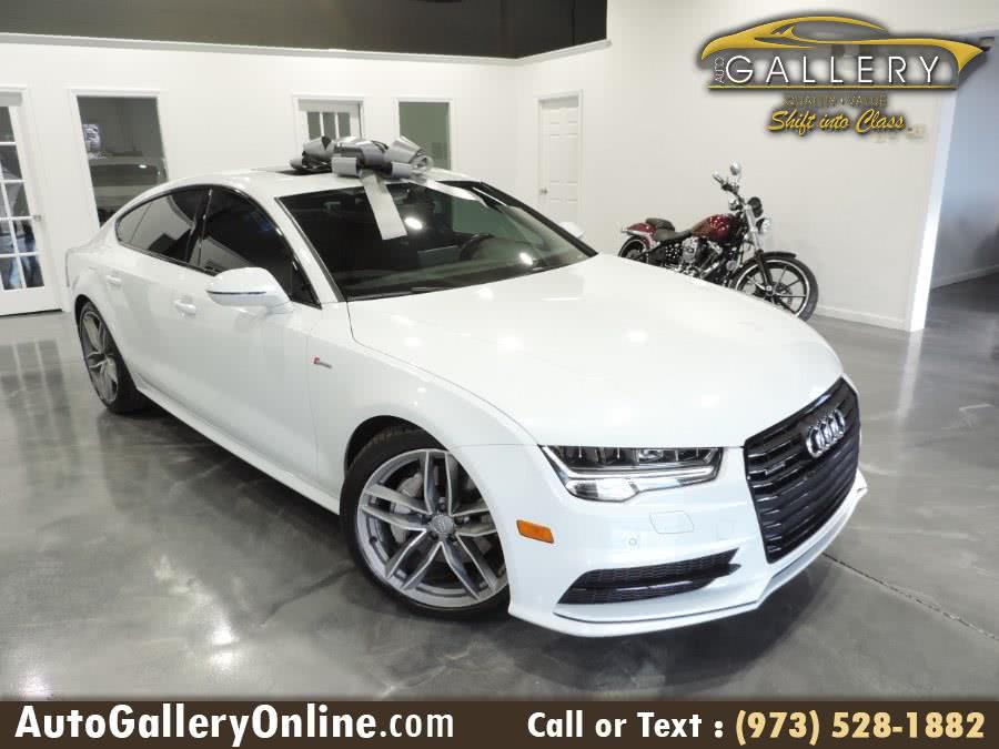 Used 2016 Audi A7 in Lodi, New Jersey | Auto Gallery. Lodi, New Jersey