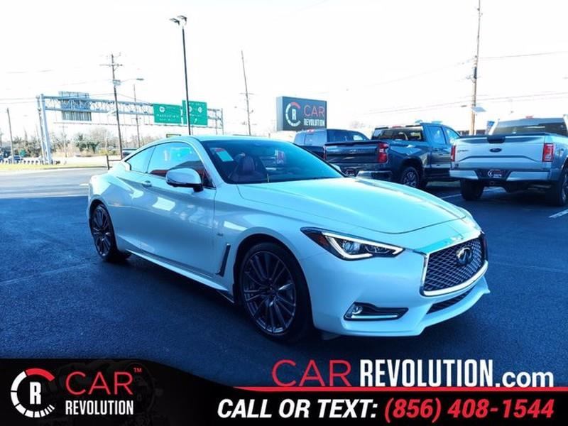 Used 2017 Infiniti Q60 in Maple Shade, New Jersey | Car Revolution. Maple Shade, New Jersey
