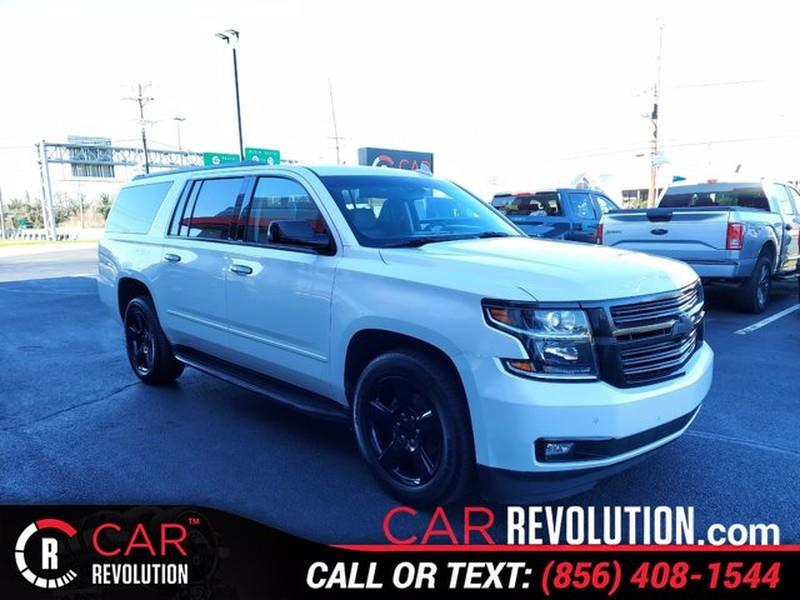 Used 2017 Chevrolet Suburban in Maple Shade, New Jersey   Car Revolution. Maple Shade, New Jersey