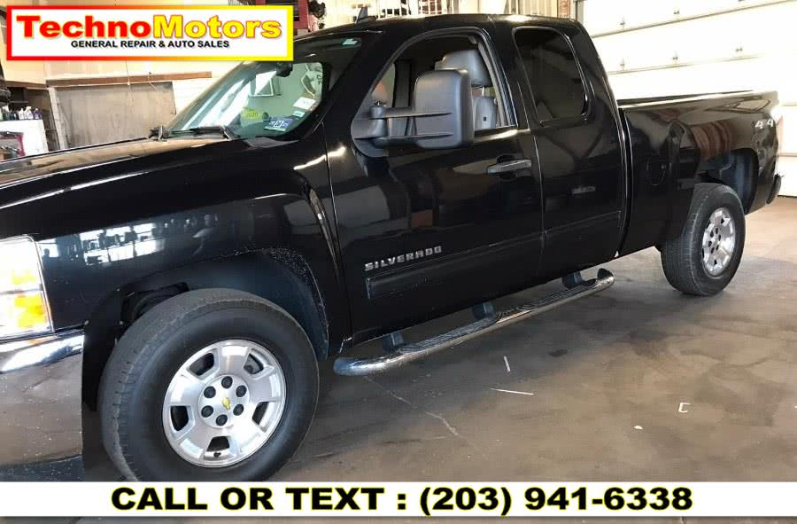 Used 2012 Chevrolet Silverado 1500 in Danbury , Connecticut | Techno Motors . Danbury , Connecticut