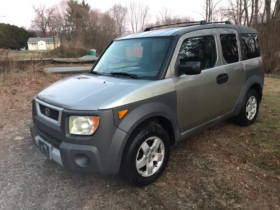 Used 2003 Honda Element in Norwich, Connecticut | Elite Auto Brokers LLC. Norwich, Connecticut