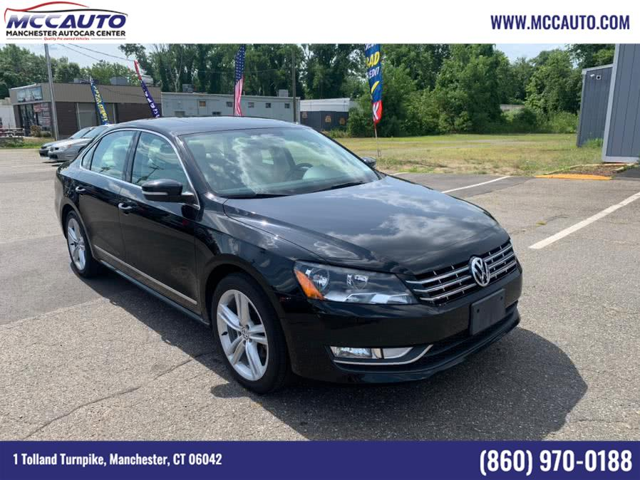 Used 2013 Volkswagen Passat in Manchester, Connecticut | Manchester Autocar Center. Manchester, Connecticut