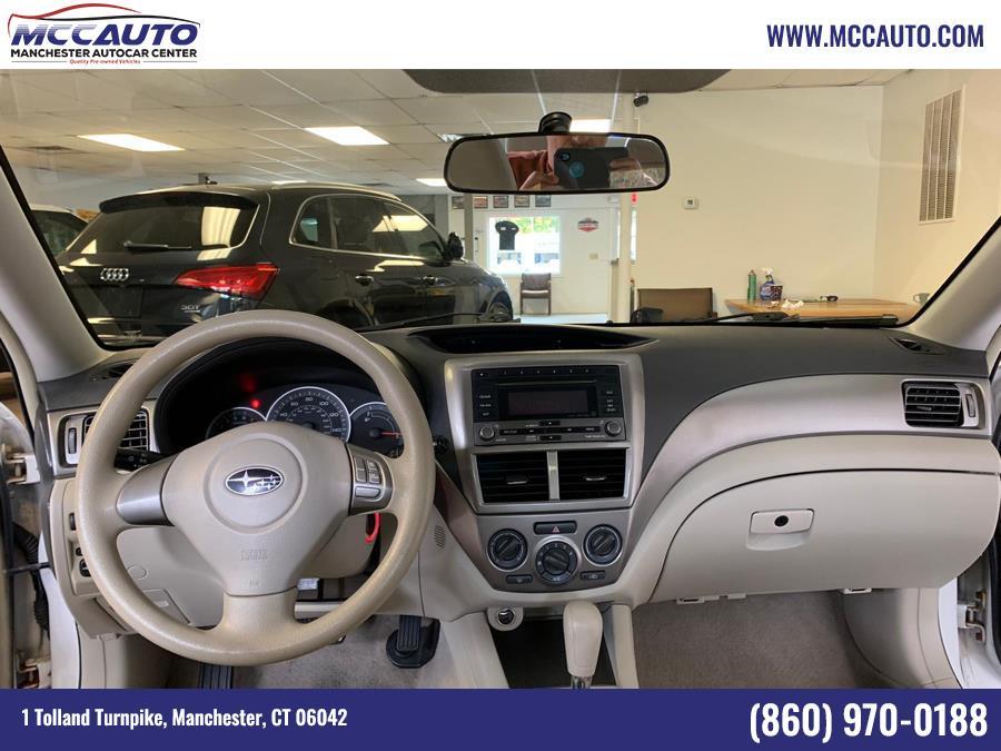 Used Subaru Impreza Wagon (Natl) 5dr Auto i w/Premium Pkg 2008 | Manchester Autocar Center. Manchester, Connecticut