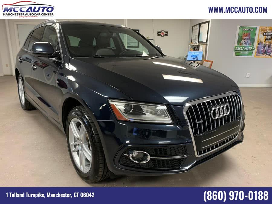 Used 2017 Audi Q5 in Manchester, Connecticut | Manchester Autocar Center. Manchester, Connecticut