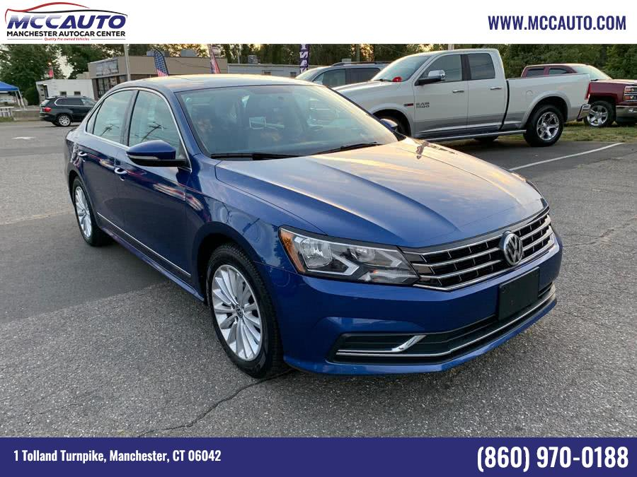 Used 2017 Volkswagen Passat in Manchester, Connecticut | Manchester Autocar Center. Manchester, Connecticut