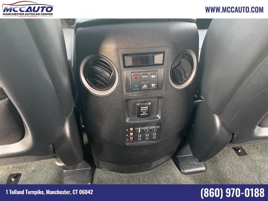 Used Honda Pilot 4WD 4dr Touring w/RES & Navi 2015   Manchester Autocar Center. Manchester, Connecticut