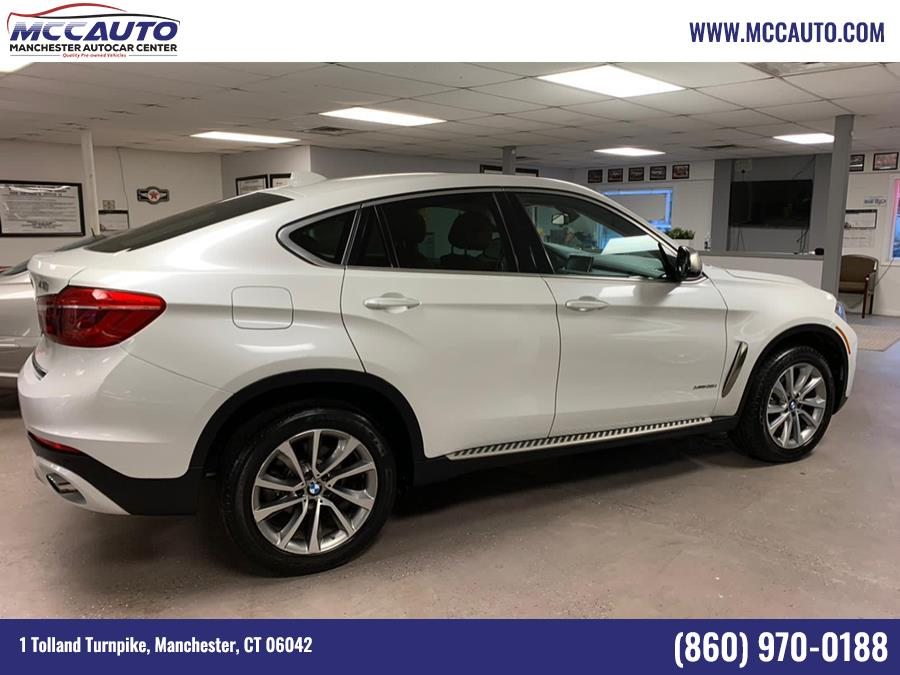 Used BMW X6 AWD 4dr xDrive35i 2016 | Manchester Autocar Center. Manchester, Connecticut