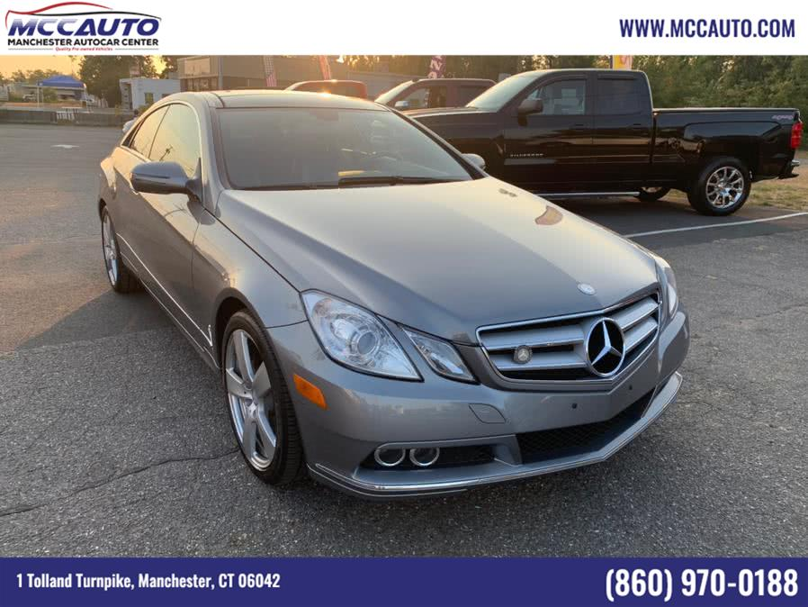 Used 2010 Mercedes-Benz E-Class in Manchester, Connecticut | Manchester Autocar Center. Manchester, Connecticut
