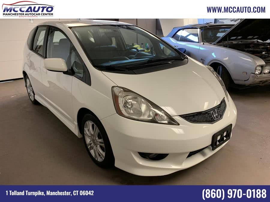 Used 2011 Honda Fit in Manchester, Connecticut | Manchester Autocar Center. Manchester, Connecticut