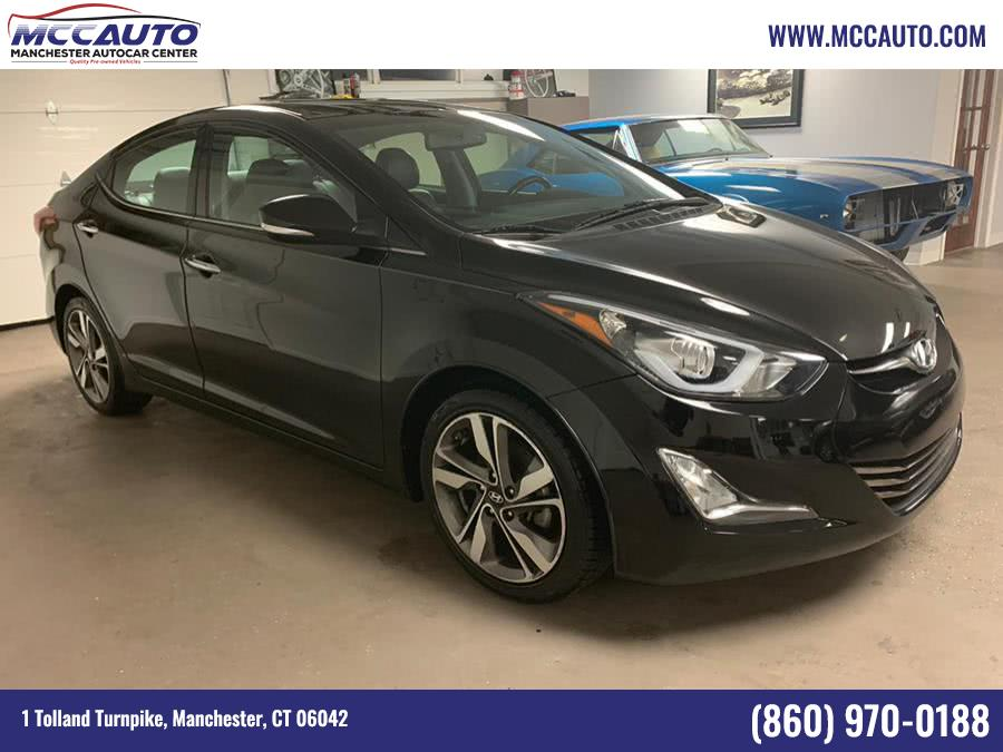 Used Hyundai Elantra 4dr Sdn Auto Limited (Alabama Plant) 2015 | Manchester Autocar Center. Manchester, Connecticut