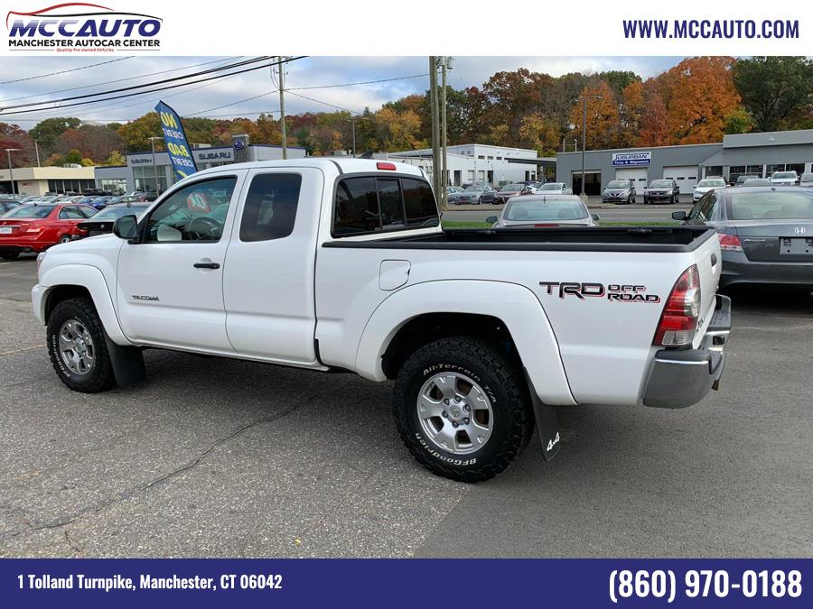 Used Toyota Tacoma 4WD Access Cab V6 AT TRD 2015 | Manchester Autocar Center. Manchester, Connecticut