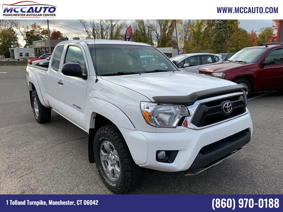 Used 2015 Toyota Tacoma in Manchester, Connecticut | Manchester Autocar Center. Manchester, Connecticut