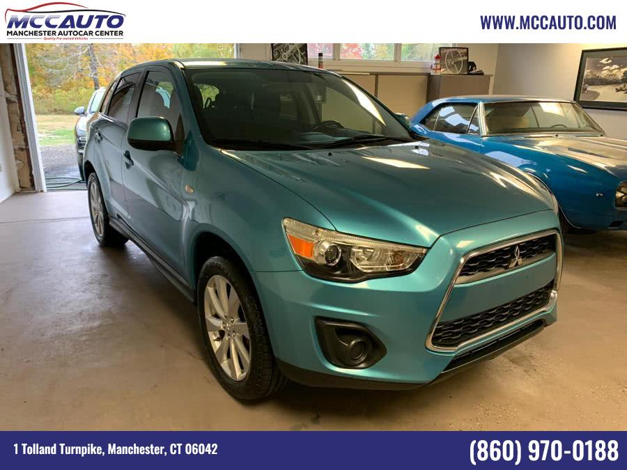 Used 2013 Mitsubishi Outlander Sport in Manchester, Connecticut | Manchester Autocar Center. Manchester, Connecticut