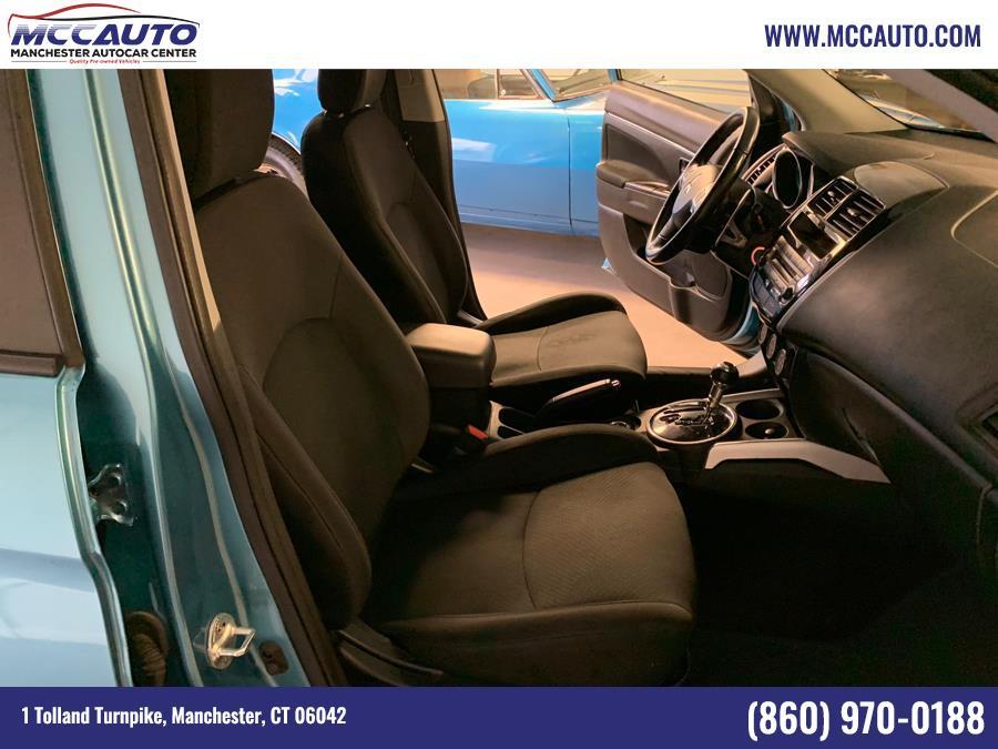 Used Mitsubishi Outlander Sport AWD 4dr CVT ES 2013 | Manchester Autocar Center. Manchester, Connecticut