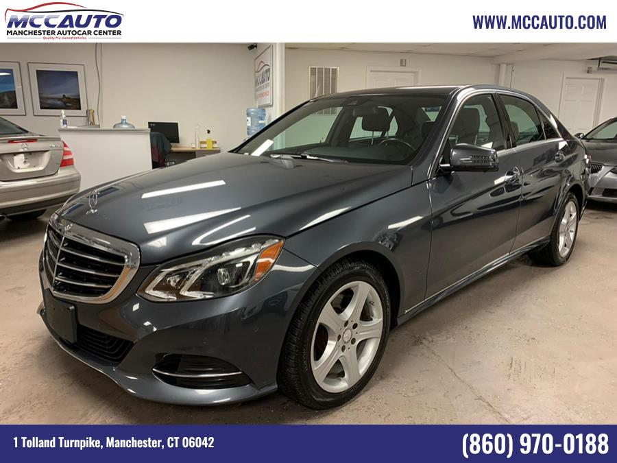 Used Mercedes-Benz E-Class 4dr Sdn E 350 Luxury 4MATIC 2015 | Manchester Autocar Center. Manchester, Connecticut