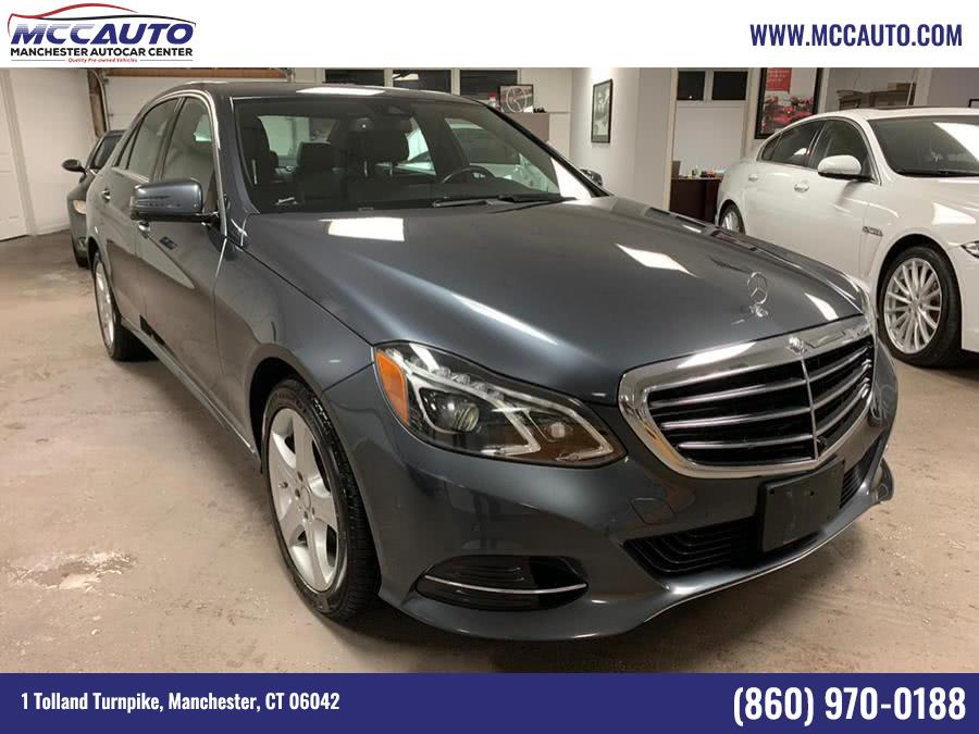 Used 2015 Mercedes-Benz E-Class in Manchester, Connecticut | Manchester Autocar Center. Manchester, Connecticut